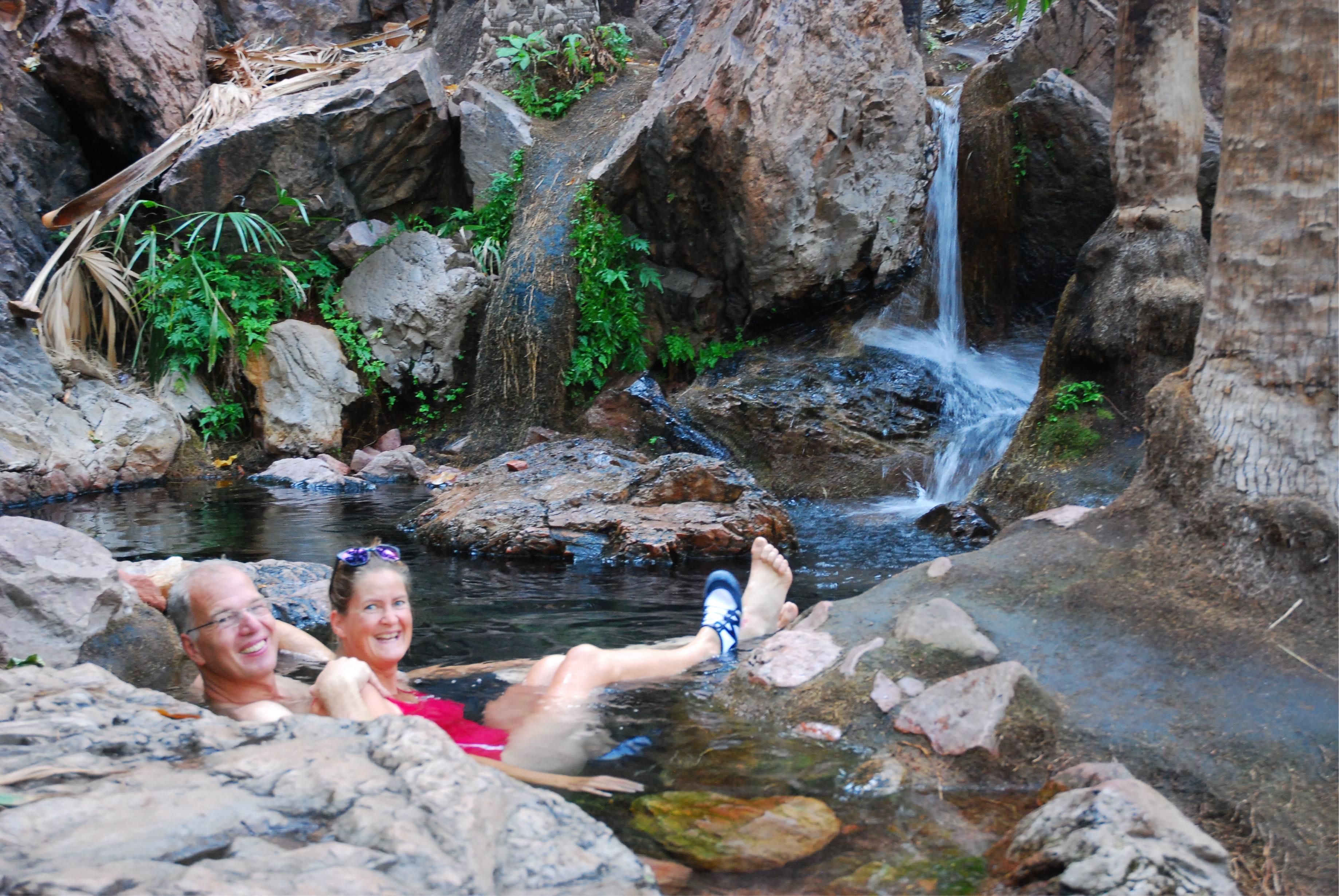 Australien Gibb River roadZeebede Springs
