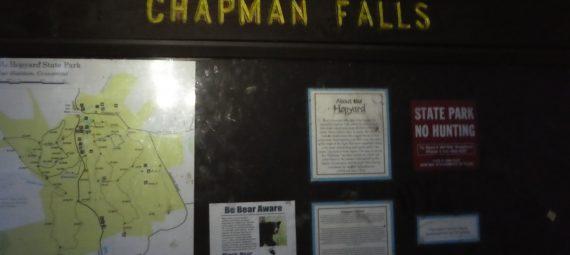 Connecticut Chapman Falls