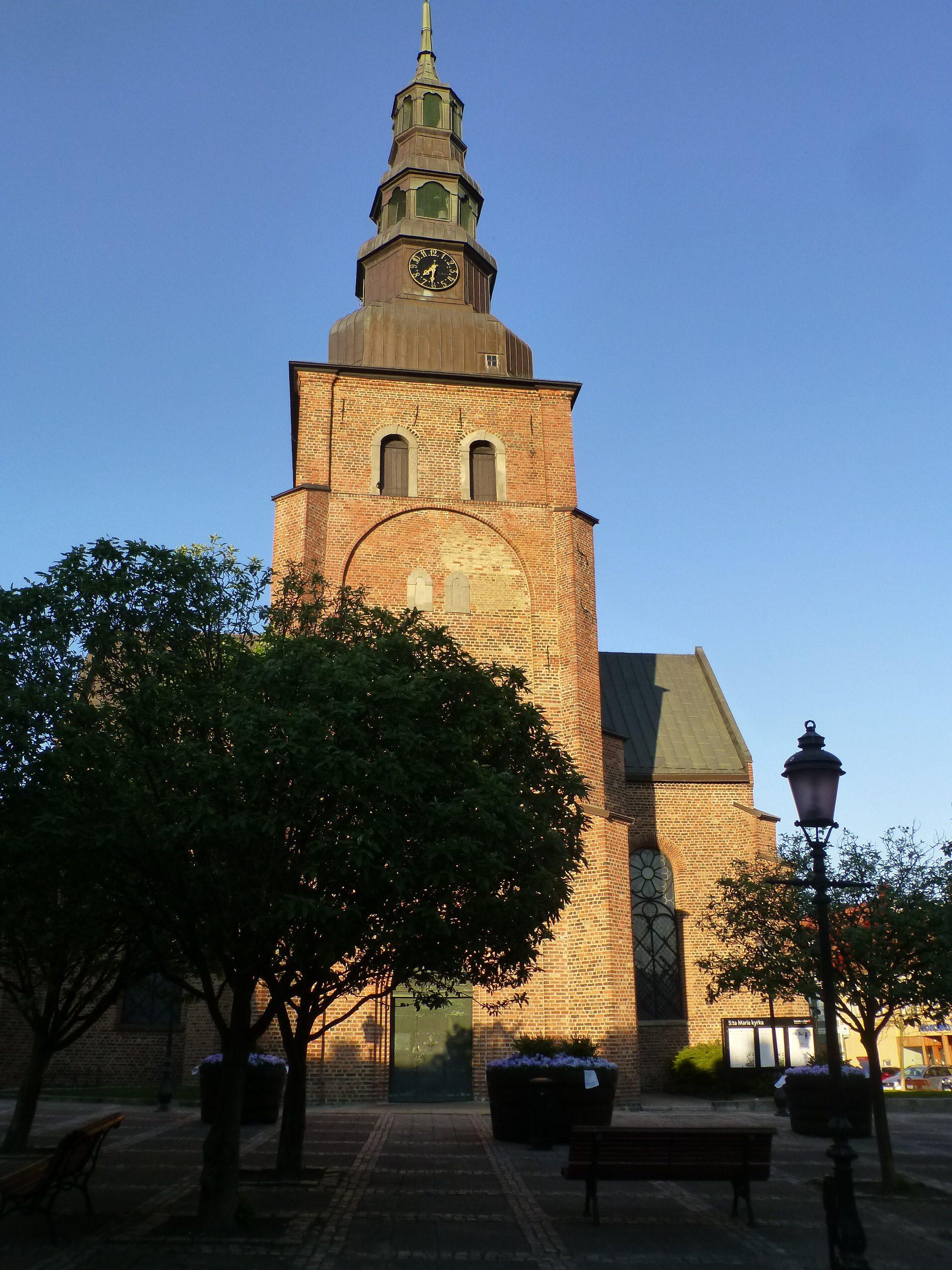 Kirche in Ystad