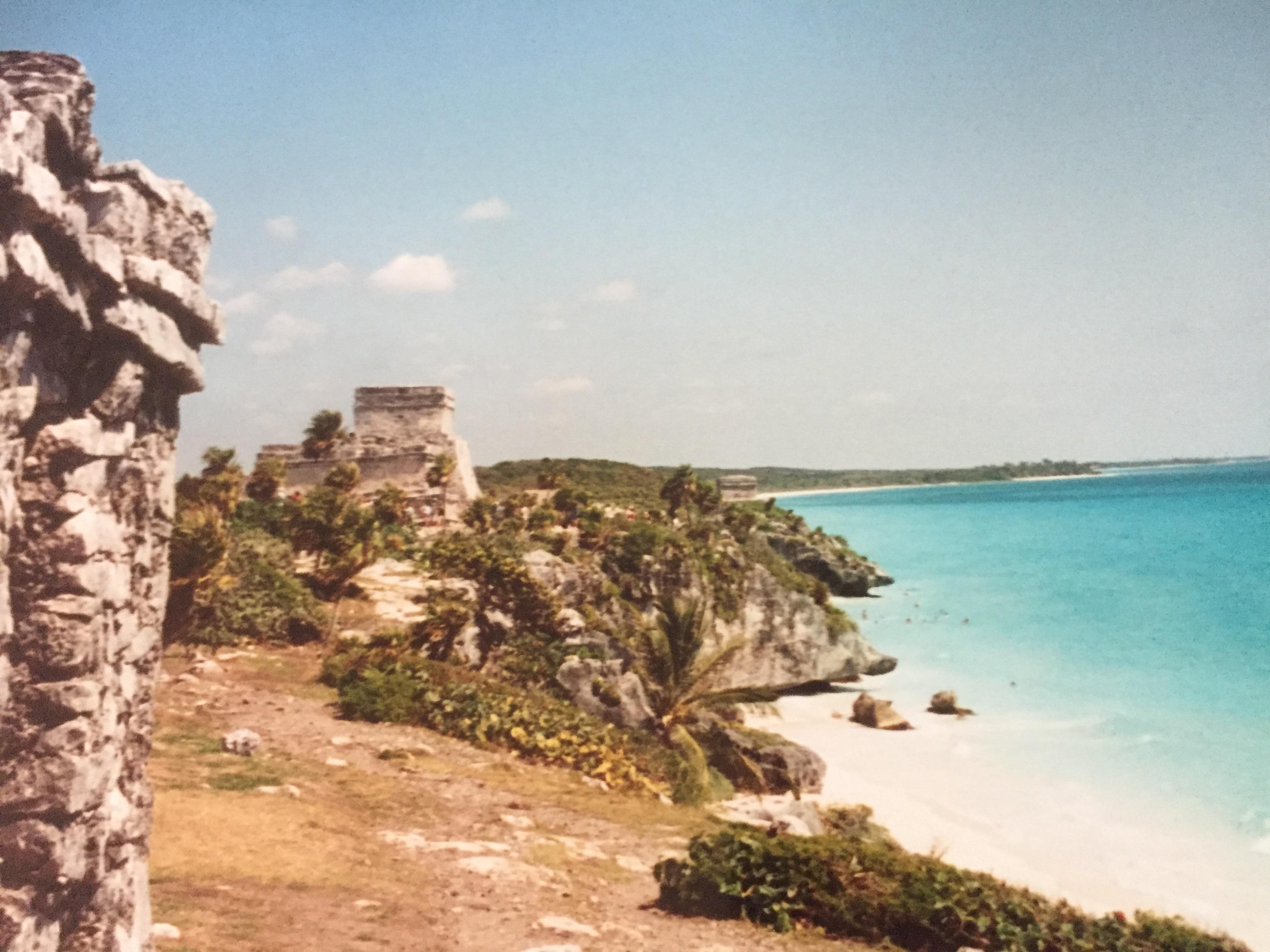 Maya Ausgrabung