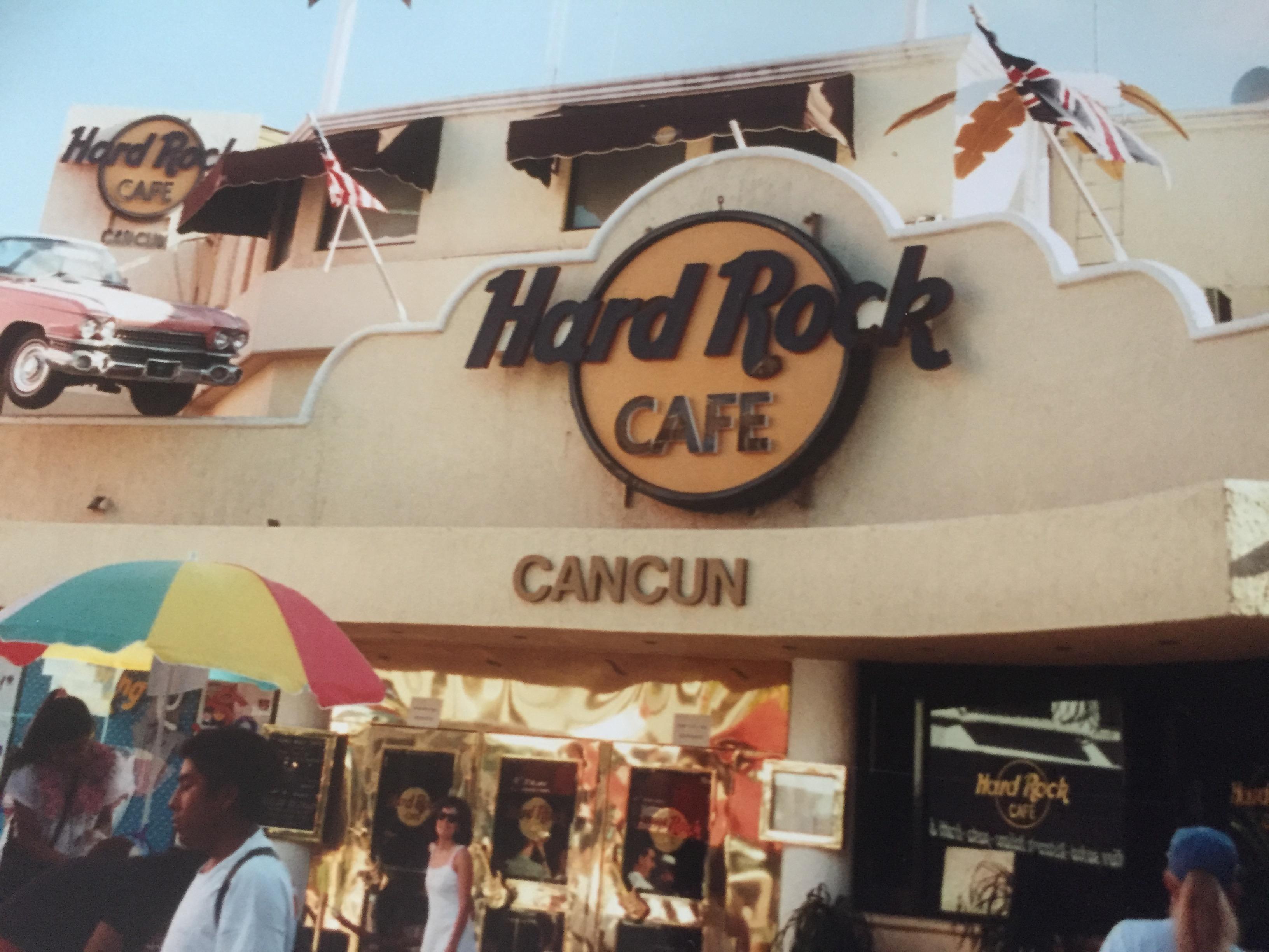 ich Cancun ist was los