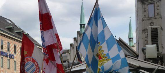 Bayern ausflug nach München
