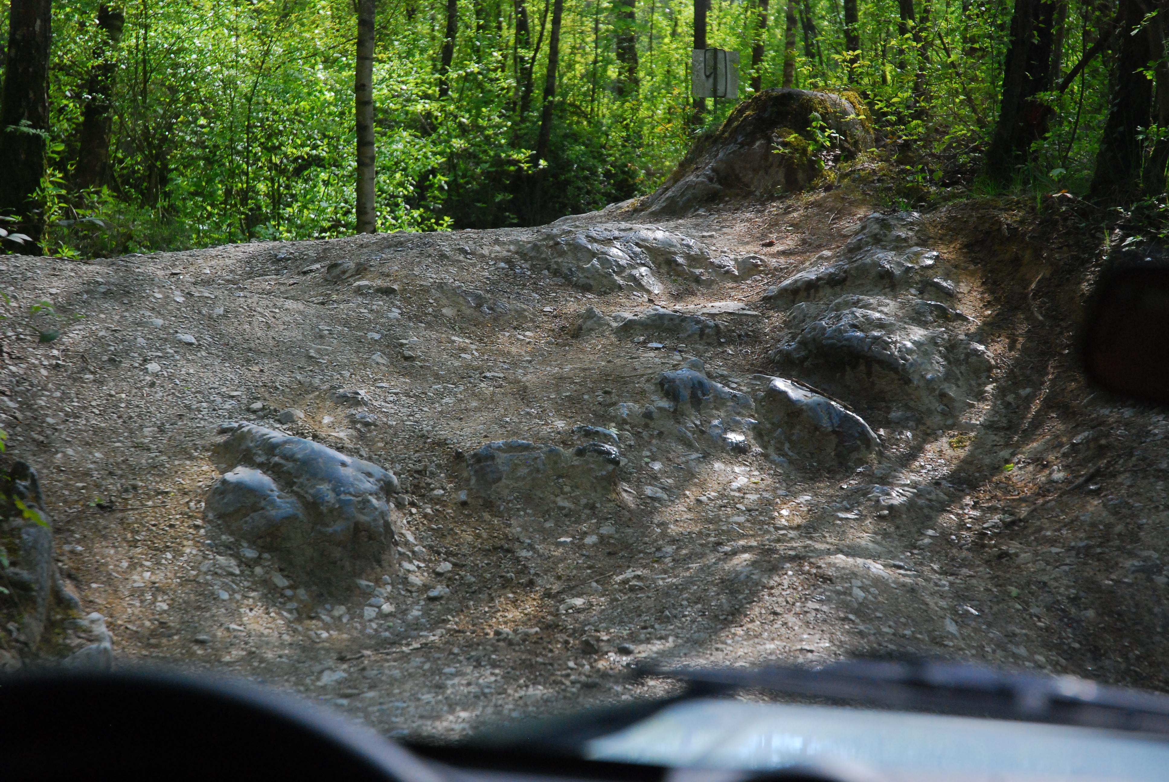 Off-Road Fahrertraining