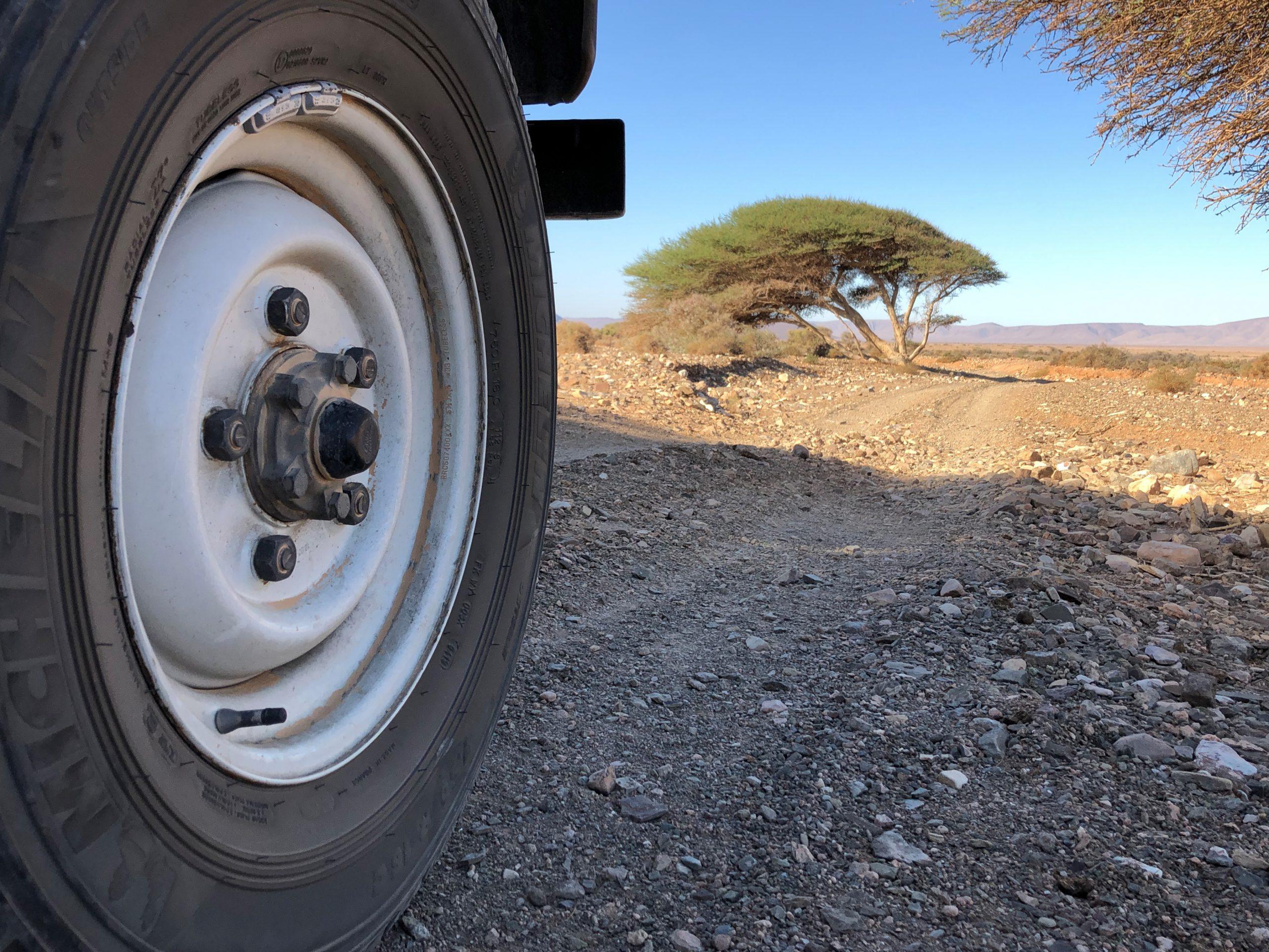 Afrika off-road